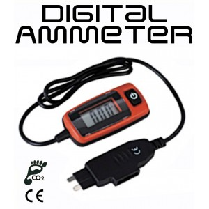 LCD Digital Anmeter Panel